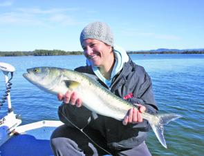 Fishing monthly magazines a change of approach for Sally t fishing
