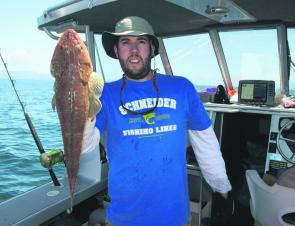 Fishing monthly magazines deep water action getting hotter for Fortescue fishing report