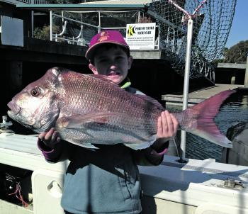 For those wanting to bag a nice snapper on lure or plastics, July is one of the best times.