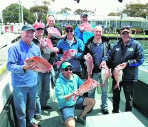 Lakes Entrance Offshore Charters has been taking advantage of the