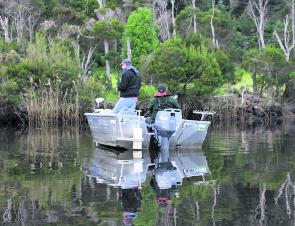 The estuaries have been firing over the last couple of months with great captures of bream, mullet, luderick, trevally and estuary perch.