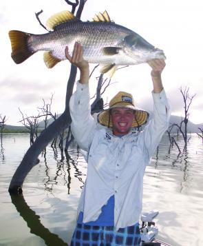 Fishing monthly magazines new year biting for Where are the fish biting near me