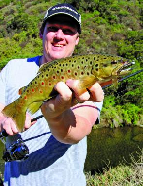 Trout season closes mid this month so make sure you make the most of it as the coastal rivers have been firing.