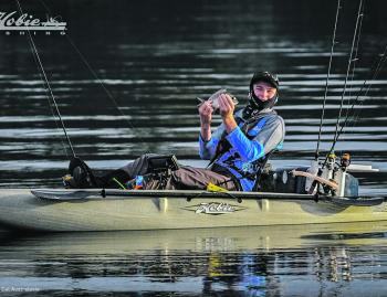 Anglers travelled from all over Australia to the Shoalhaven region of the NSW South Coast, despite predictions of horrendous weather over the weekend.