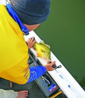 Fishing Monthly Magazines : Boondooma Dam Fishing Competition