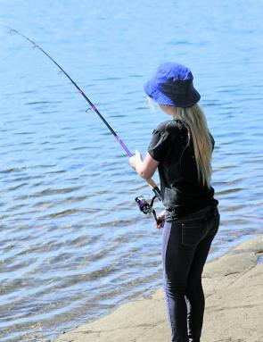 Kids' fishing outfits don't need to be expensive, but don't burden them with cheap and nasty combos, either.