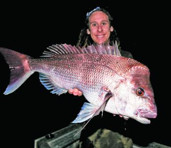 Quality snapper on dawn and dusk are there to be taken this month.