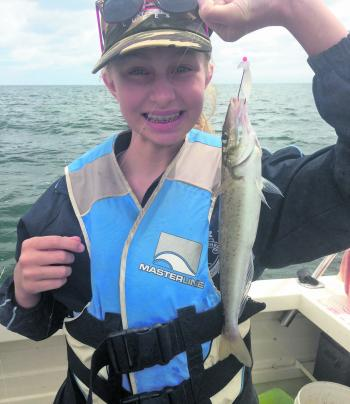 November marks the start of good fishing for King George whiting.