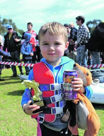 There are junior and senior divisions for all the fish, so the little anglers in the family can go home with a trophy and a smile too.