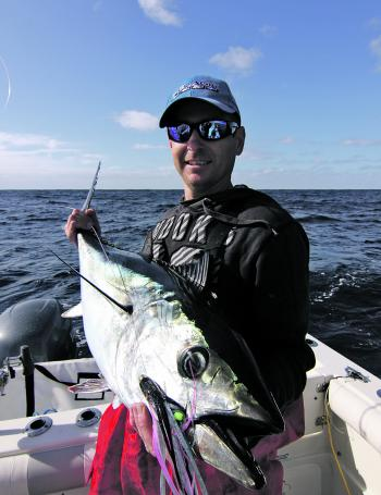 different techniques used in catching a bluefin tuna Knowing their biological differences will help shed light on why different techniques  bluefin tuna in captivity were  catching mediterranean-spawned school.