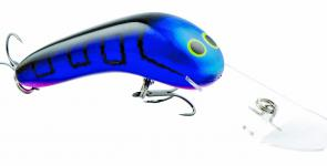 One of the later models in the Goulburn Lures stable is the Currawon. This lure took cod for me on its first trip in Lake Mulwala and has quickly established itself as a lure to have in your native lure fishing box.