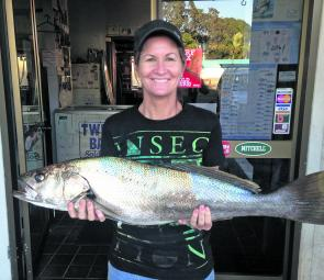 The quality of the school mulloway found in the Clarence at this time of year makes chasing them an extremely rewarding experience.