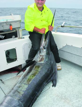 The billfish fishery off Lakes is just icing on the cake to a lot of anglers.