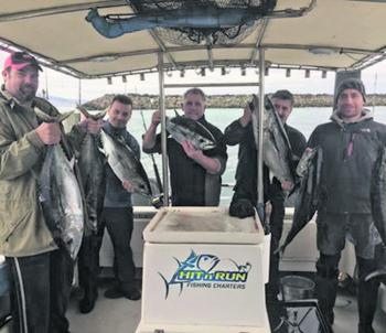 Recently anglers have been bagging out on southern bluefin tuna pretty fast.